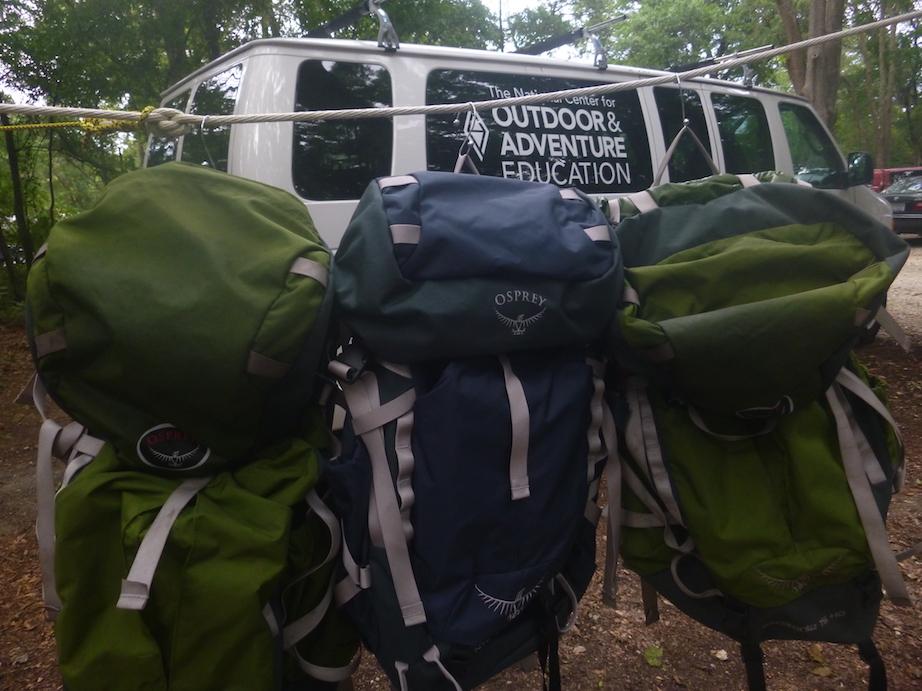 Osprey Program Backpacks
