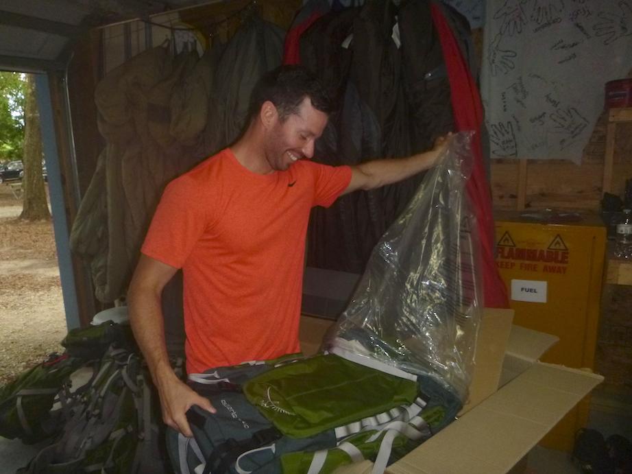 Outdoor Program Backpacks from Osprey