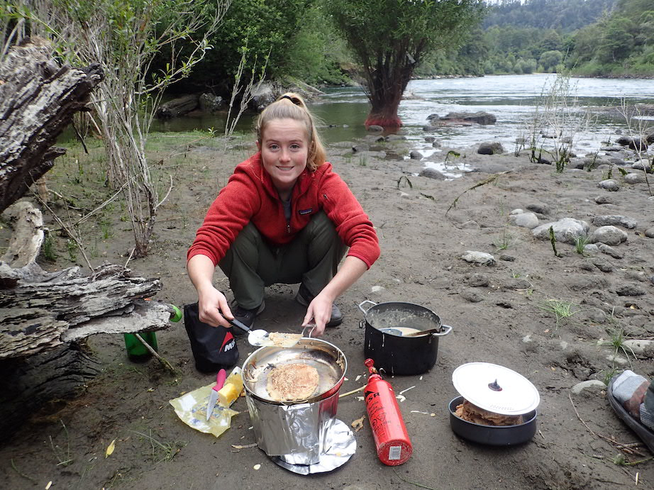Backcountry Cooking Photo